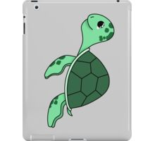 Turtle chibi iPad Case/Skin