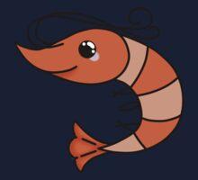 Funny shrimp One Piece - Short Sleeve