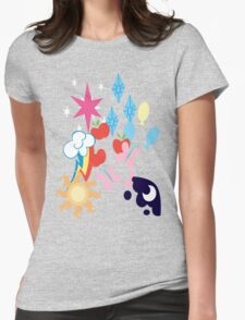 Mane6 Plus Two Womens Fitted T-Shirt