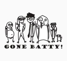 Gone Batty! by whitmore55