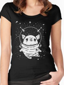 AstroBub 2 Women's Fitted Scoop T-Shirt
