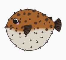 Globefish chibi Kids Clothes