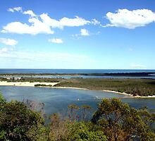 Lakes Entrance  by Chris Chalk
