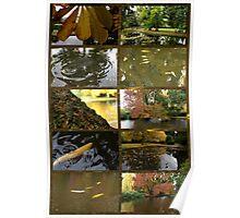 Salmon Ponds Tasmania Poster