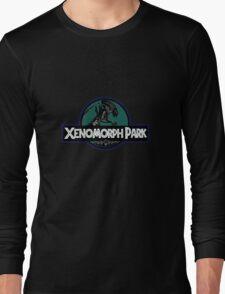 Xenomorph Park Long Sleeve T-Shirt