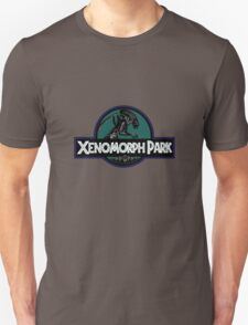 Xenomorph Park Unisex T-Shirt