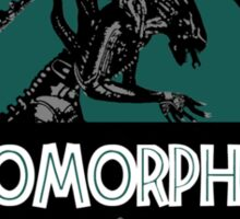 Xenomorph Park Sticker