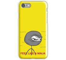 NINJA TROLL iPhone Case/Skin