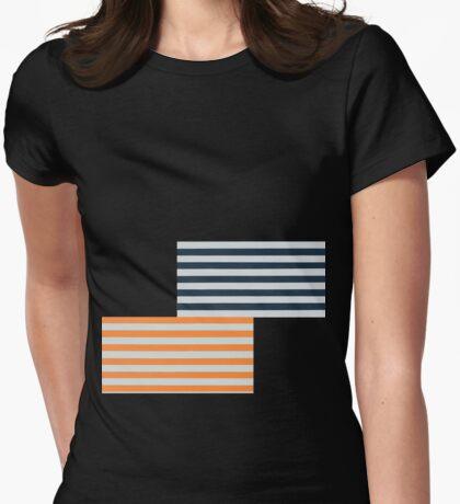José Heerkens: Voyages des Couleurs Womens Fitted T-Shirt