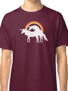 Unicorns Love Classic T-Shirt