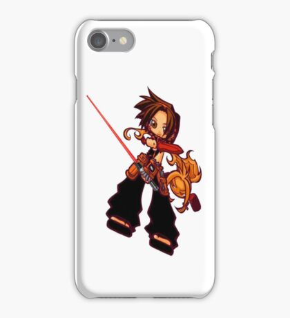 Shaman StarKing iPhone Case/Skin