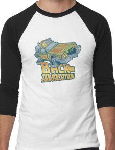 Back to the Vacation! Men's Baseball ¾ T-Shirt