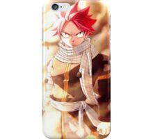 Natsu Dragneel Fairy Tale  iPhone Case/Skin