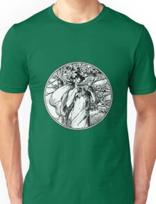 Pan with Pipes Unisex T-Shirt