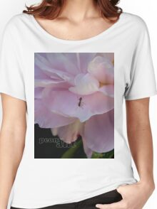 Peony Ant Women's Relaxed Fit T-Shirt