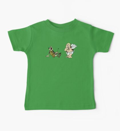 An arrow to the heart.. No wait! Baby Tee