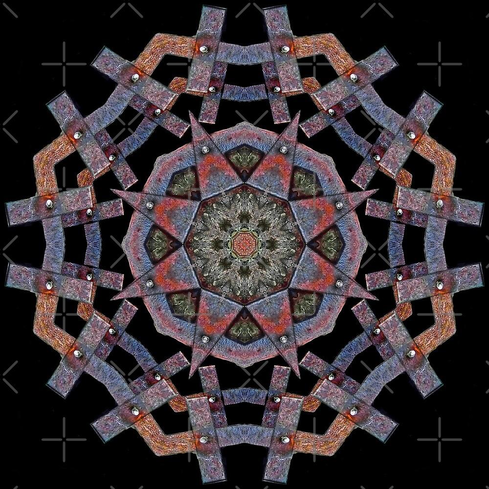 Big Butch Kaleidoscope by Yampimon