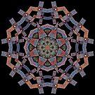A Big Butch Kaleidoscope by Yampimon