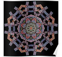 Big Butch Kaleidoscope Poster