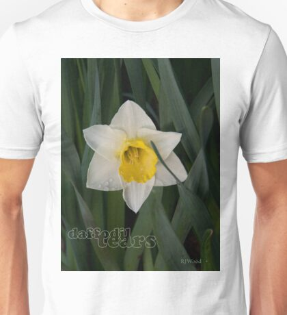 Daffodil Tears Unisex T-Shirt