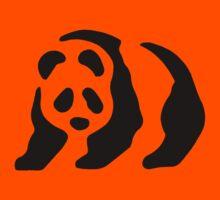 Panda stencil Kids Clothes