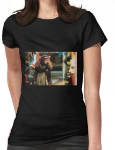 E.T the extra terrestrial Womens Fitted T-Shirt