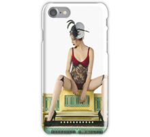 Doll Burlesque iPhone Case/Skin