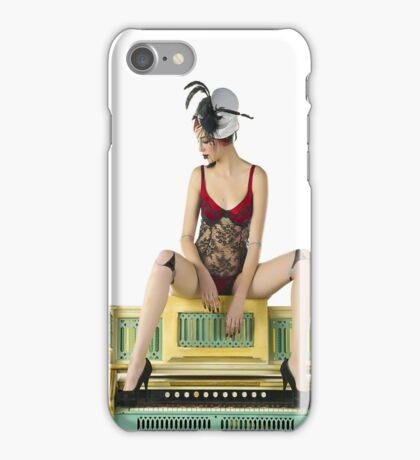 Doll Burlesque iPhone Case/Skin