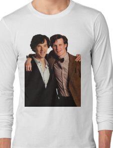 Sherlock and Eleven Long Sleeve T-Shirt