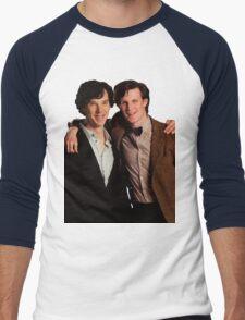 Sherlock and Eleven Men's Baseball ¾ T-Shirt