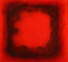 Red for Hong (Tabula Rosa 19) by William Van Doren