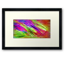 Triumph of colours Framed Print