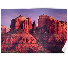 Cathdral Rock of Sedona, Arizona Poster