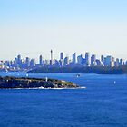 sydney...from north head by Floralynne