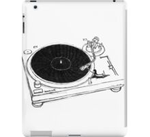 Put Your Record On iPad Case/Skin