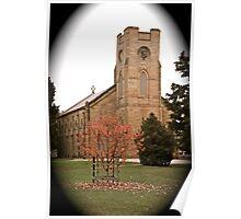Convict Church Poster