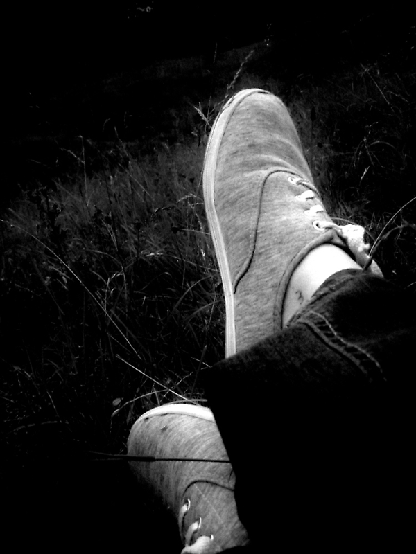 life in my shoes  by natasha price