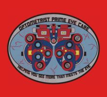 Optometrist Prime Eye Care by WUVWA