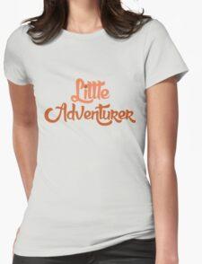 Little Adventurer Womens Fitted T-Shirt