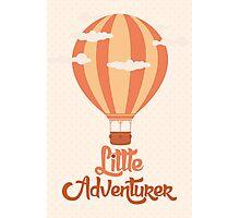 Little Adventurer Photographic Print