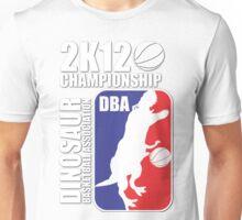 DBA white Unisex T-Shirt