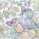 BLACKBIRD SING by Gea Jones