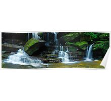 Lower Somersby Falls, New South Wales, Australia Poster