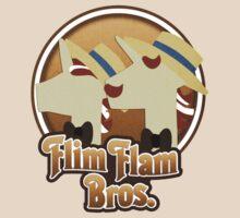 Flim Flam Bros. Logo