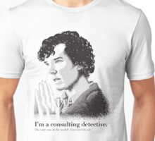 A Study in Type Unisex T-Shirt