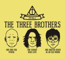 The Tale of the Three Brothers (Harry Potter) Kids Clothes