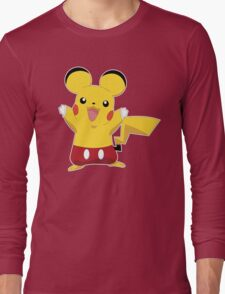 Mickeychu Long Sleeve T-Shirt