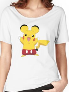 Mickeychu Women's Relaxed Fit T-Shirt