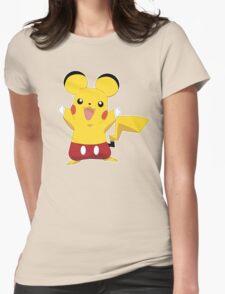 Mickeychu Womens Fitted T-Shirt