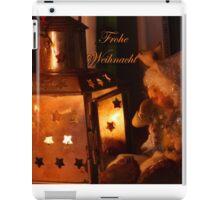 Merry Christmas iPad Case/Skin